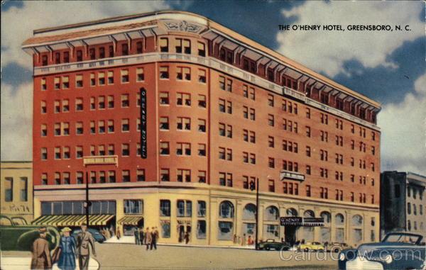 The O'Henry Hotel Greensboro North Carolina