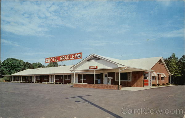 Motel Bradley Charlotte North Carolina