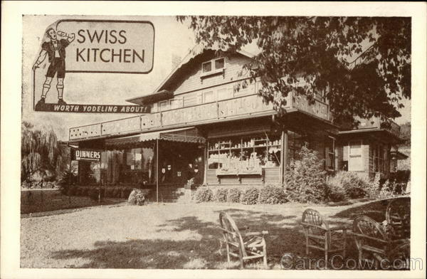 Swiss Kitchen, Worth Yodeling About Asheville North Carolina