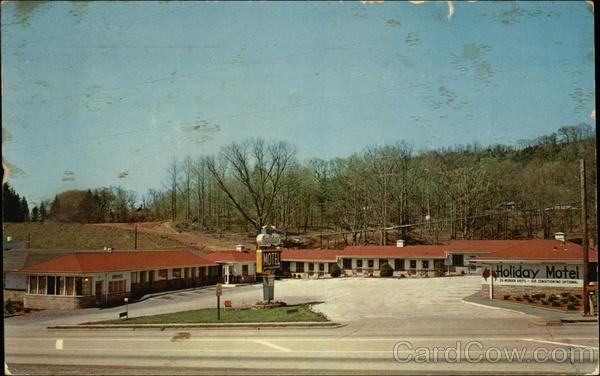 Holiday Motel Asheville North Carolina