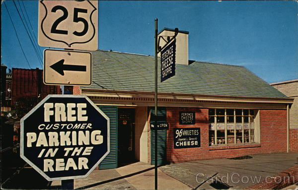 Visit The Ference Cheese Shoppe Asheville North Carolina