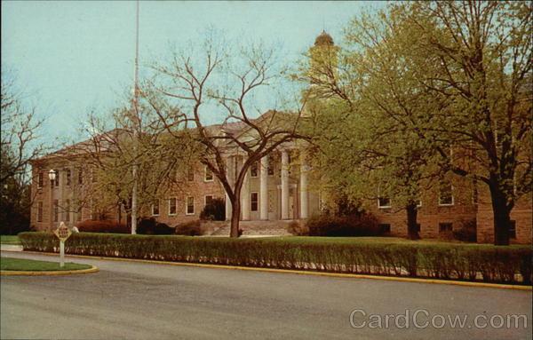 Root Hall, US Army War College Carlisle Barracks Pennsylvania