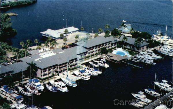 Cove Inn Resort on Naples Bay Florida