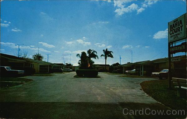 Bahia Court Bradenton Florida