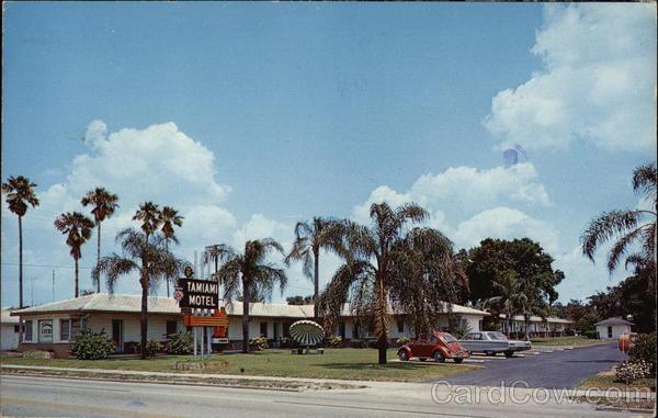 Tamiami Motel Bradenton Florida