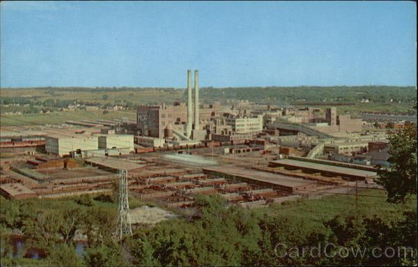 John Morrell & Co., Packing Plant Sioux Falls South Dakota