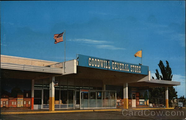 Goodwill General Store Albuquerque New Mexico Harvey Caolin