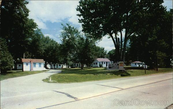 Palace Cottage court Galena Illinois