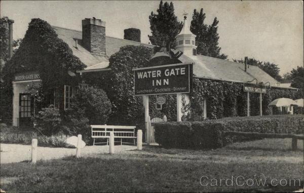Water Gate Inn Washington District of Columbia