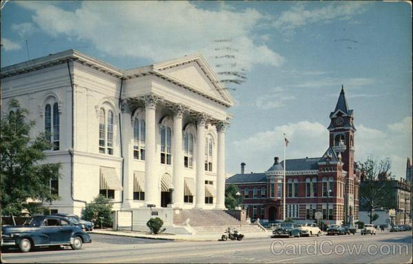 City Hall Wilmington North Carolina