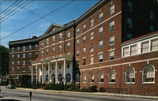 Schine Northampton Inn & Wiggins Tavern Massachusetts