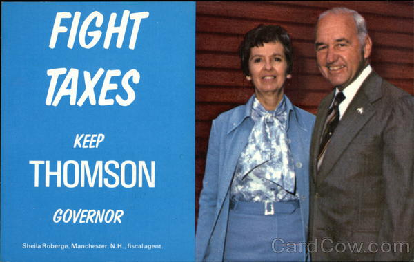 Keep Thomson Governor Manchester New Hampshire Political