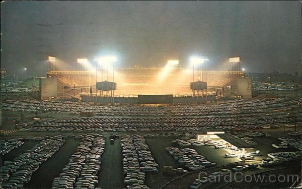 Dodger Stadium Los Angeles California Emil Cuhel