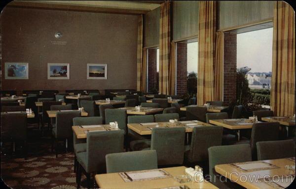 Sky Chief's Airport Restaurant Syracuse New York Dan Owen