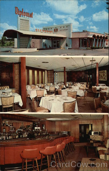 Diplomat Restaurant and Coffee Shop Utica New York