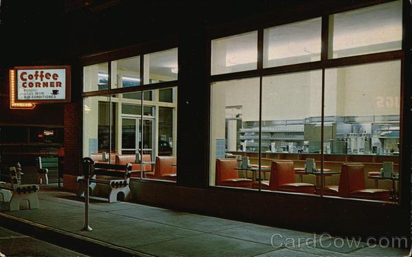 Hotel Dixie Grande and Coffee Shop Bradenton Florida