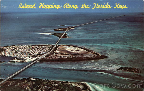 Island Hopping Along the Florida Keys
