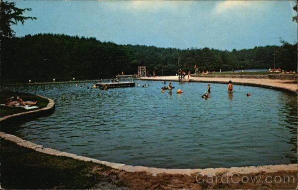 Big Ridge State Park Maynardville Tennessee