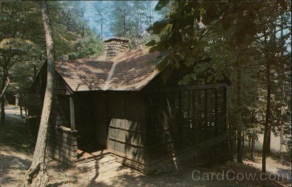 Vacation Cabin in Big Ridge State Park Maynardville Tennessee