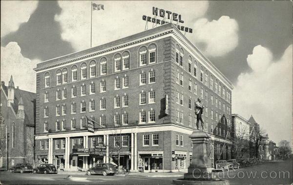 Hotel George Mason Alexandria Virginia