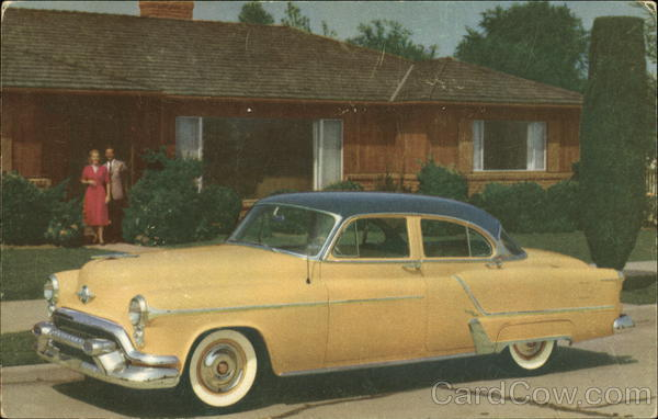 Oldsmobile Series 98 4-Door Sedan Cars