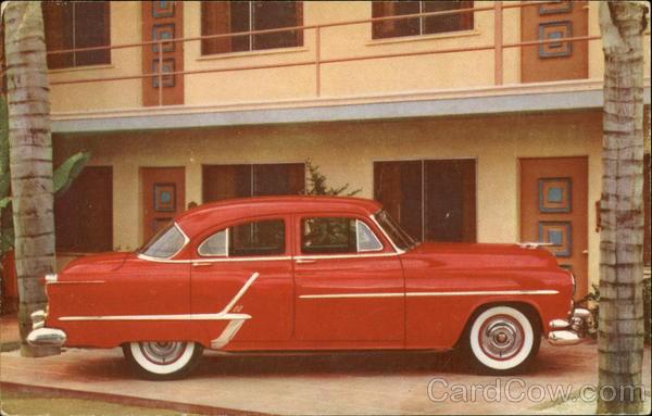 Oldsmobile Super 88 4-Door Sedan Cars