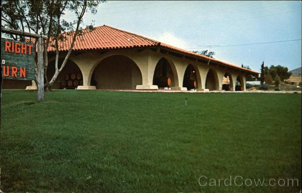 Brookside Vineyard Co. Agoura Hills California