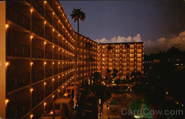 Hanalei Hotel San Diego California