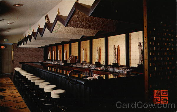 Eight Immortal Cocktail Lounge San Francisco California