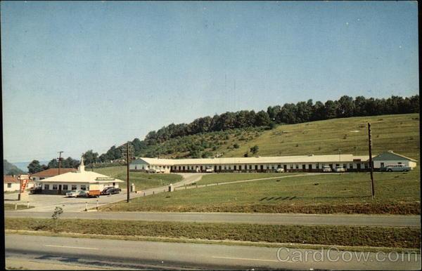 Johnson's Motel & Restaurant Wytheville Virginia