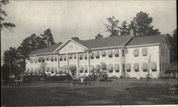 The Colonial Pines Hotel