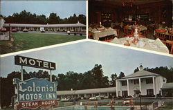 Colonial Motor Inn & Steak House