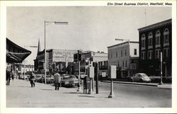 Elm Street Business District