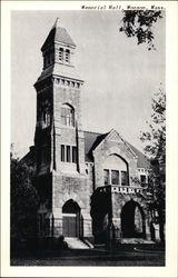 View of Memorial Hall