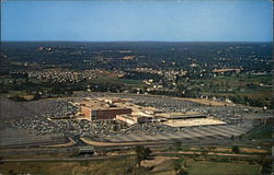 Air View of the Fabulous Northshore Shopping Center