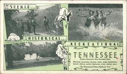 Scenic... Historical... Recreational... Tennessee