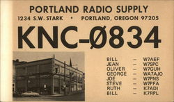 Portland Radio Supply