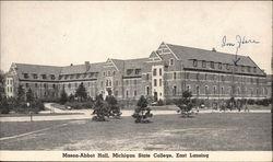 Mason-Abbott Hall, Michigan State College