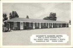 Schmidt's Modern Motel