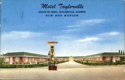 Motel Taylorville