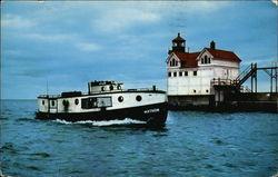 Fishing Boat, Mathon