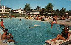 Shady Nook Country Club Swimming Pool