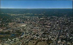 Birdseye view of Nashua