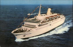 """M/S """"Prince of Fundy"""""""