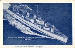 USS Samuel N Moore