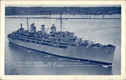 U.S.S. Sierra A.D.-18