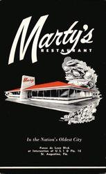 Marty's Restaurant