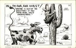 In the Far, Far West!