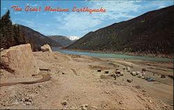 The Great Montana Earthquake