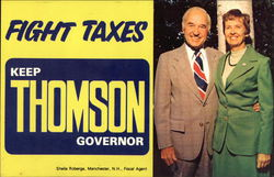 Fight Taxes - Keep Mel Thomson Governor